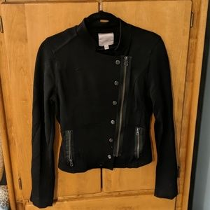 Romeo and Juliet Couture Black Jacket